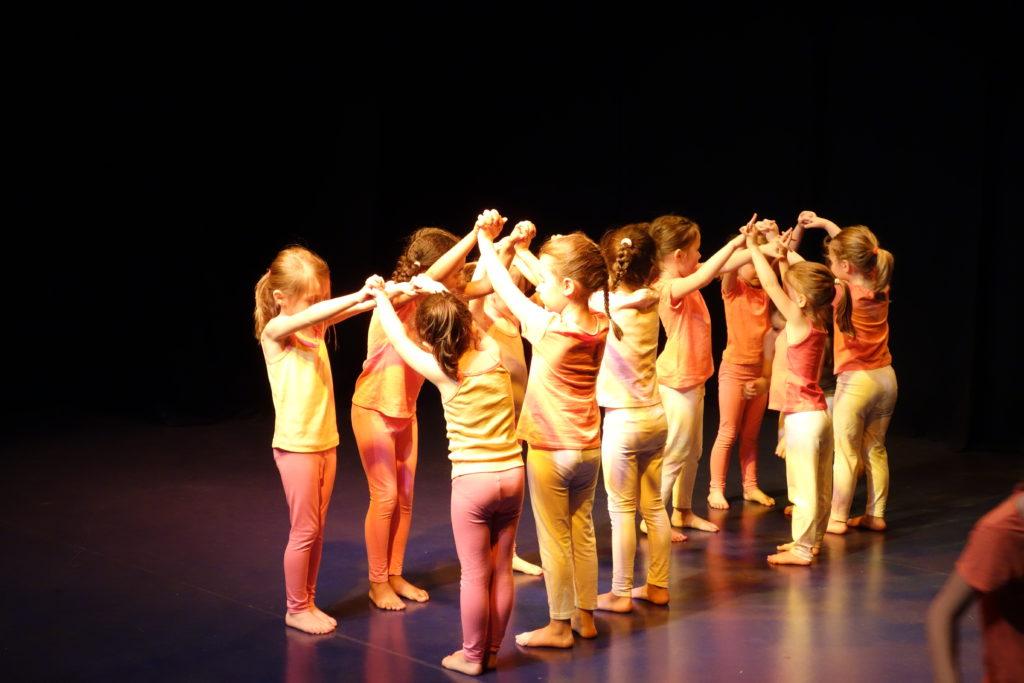 cours danse enfants Vincennes