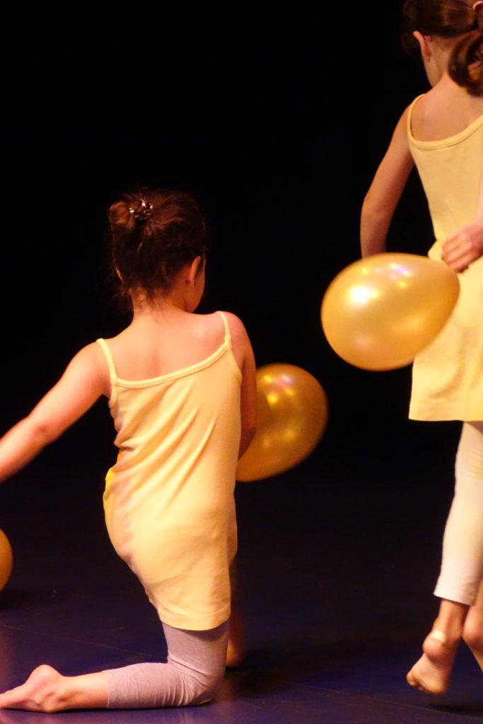 Photographie cours danse enfants à Vincennes